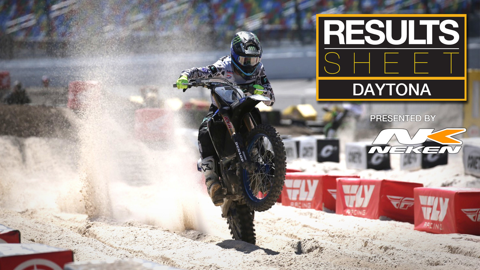 Results Sheet: 2020 Daytona Supercross
