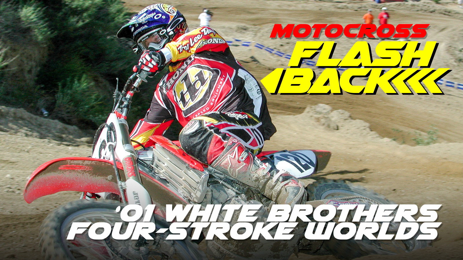 Motocross Flashback: 2001 White Brothers Four-Stroke Worlds
