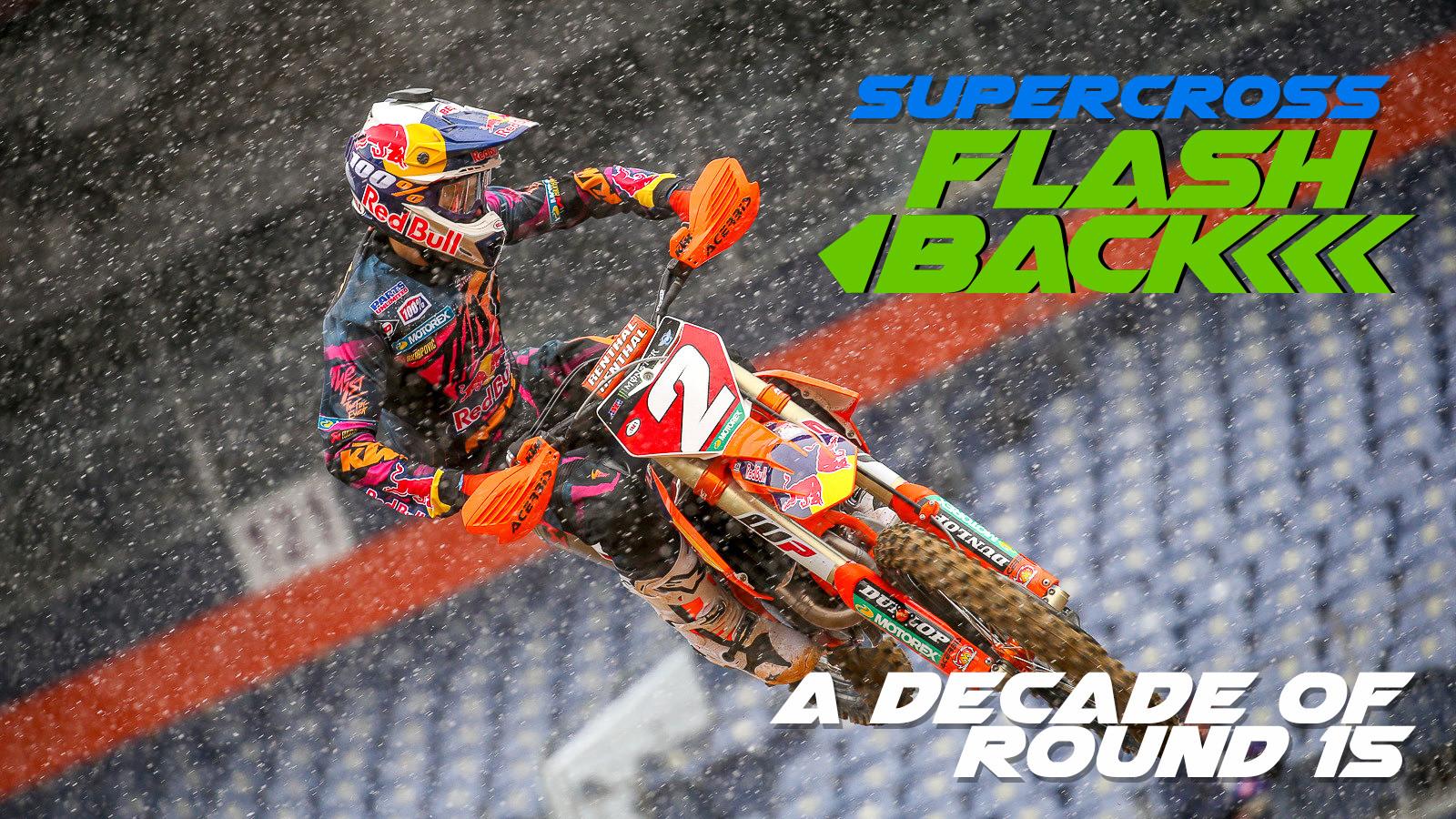 Supercross Flashback: Round 15