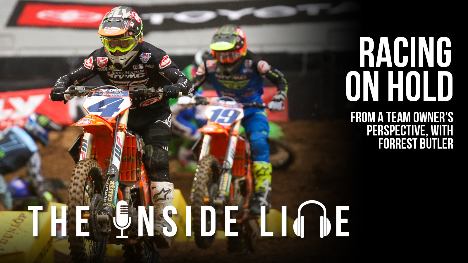 Racing On Hold, From a Team Owner's Perspective, With Forrest Butler | The Inside Line Podcast