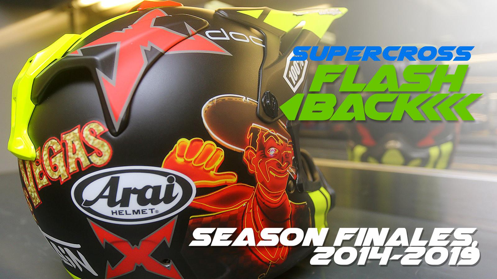 Supercross Flashback: Season Finales, '14–'19