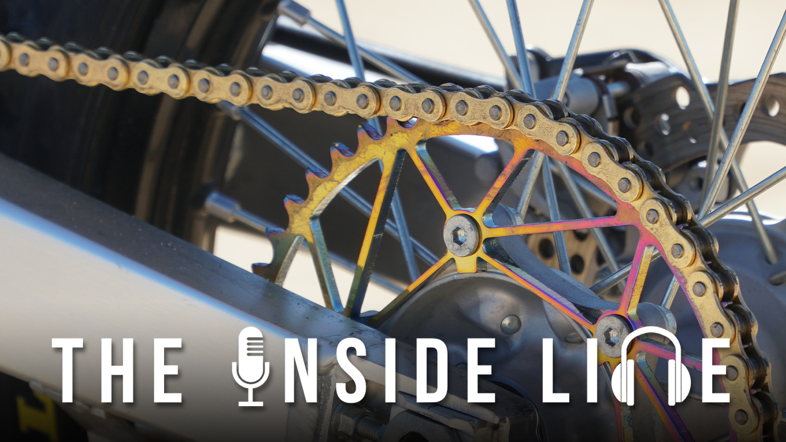 The Inside Line Podcast: Tech Edition | We Are Going Off The CHAIN!