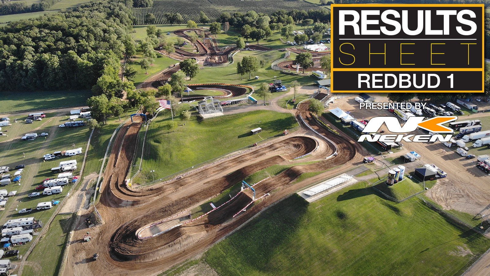 Results Sheet: 2020 RedBud 1 National