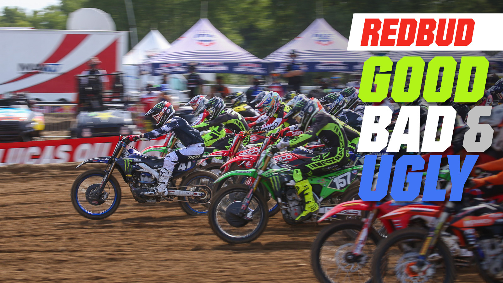 Good, Bad, 'n Ugly: RedBud 1 & 2