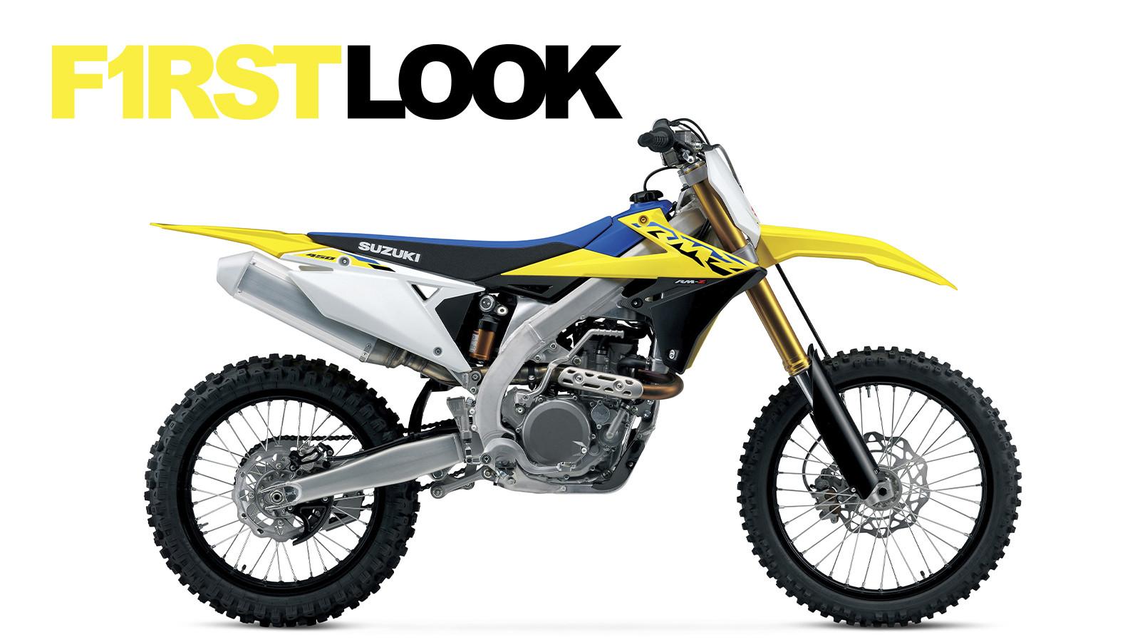First Look 2021 Suzuki Motocross Bikes Motocross Feature Stories Vital Mx
