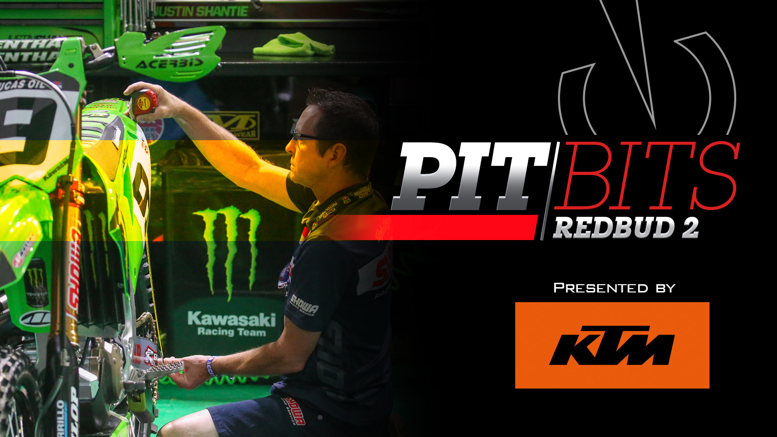 Vital MX Pit Bits: RedBud 2