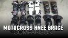 Motocross Knee Brace Comparison: Full Test
