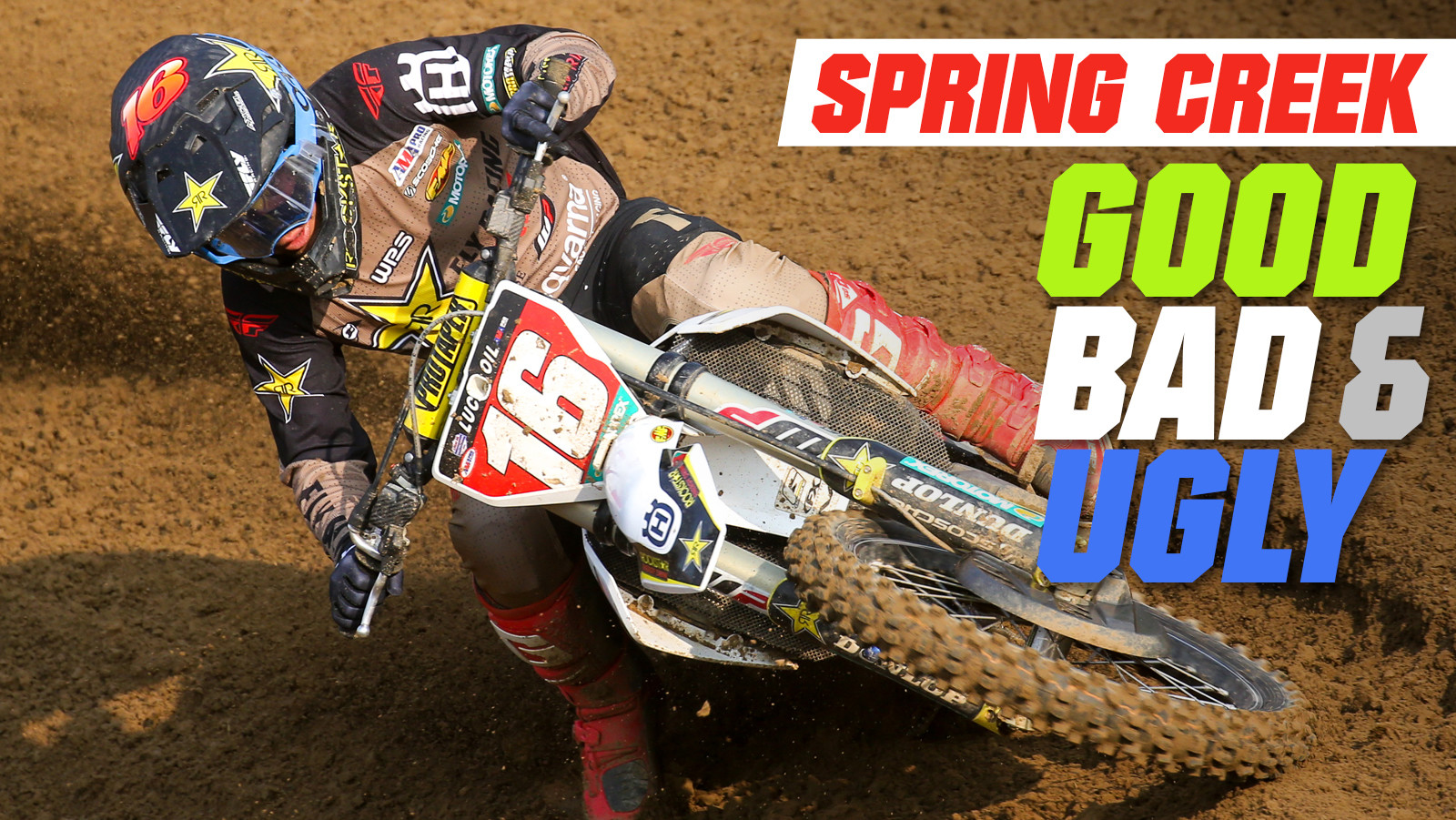 Good, Bad, 'n Ugly: Spring Creek