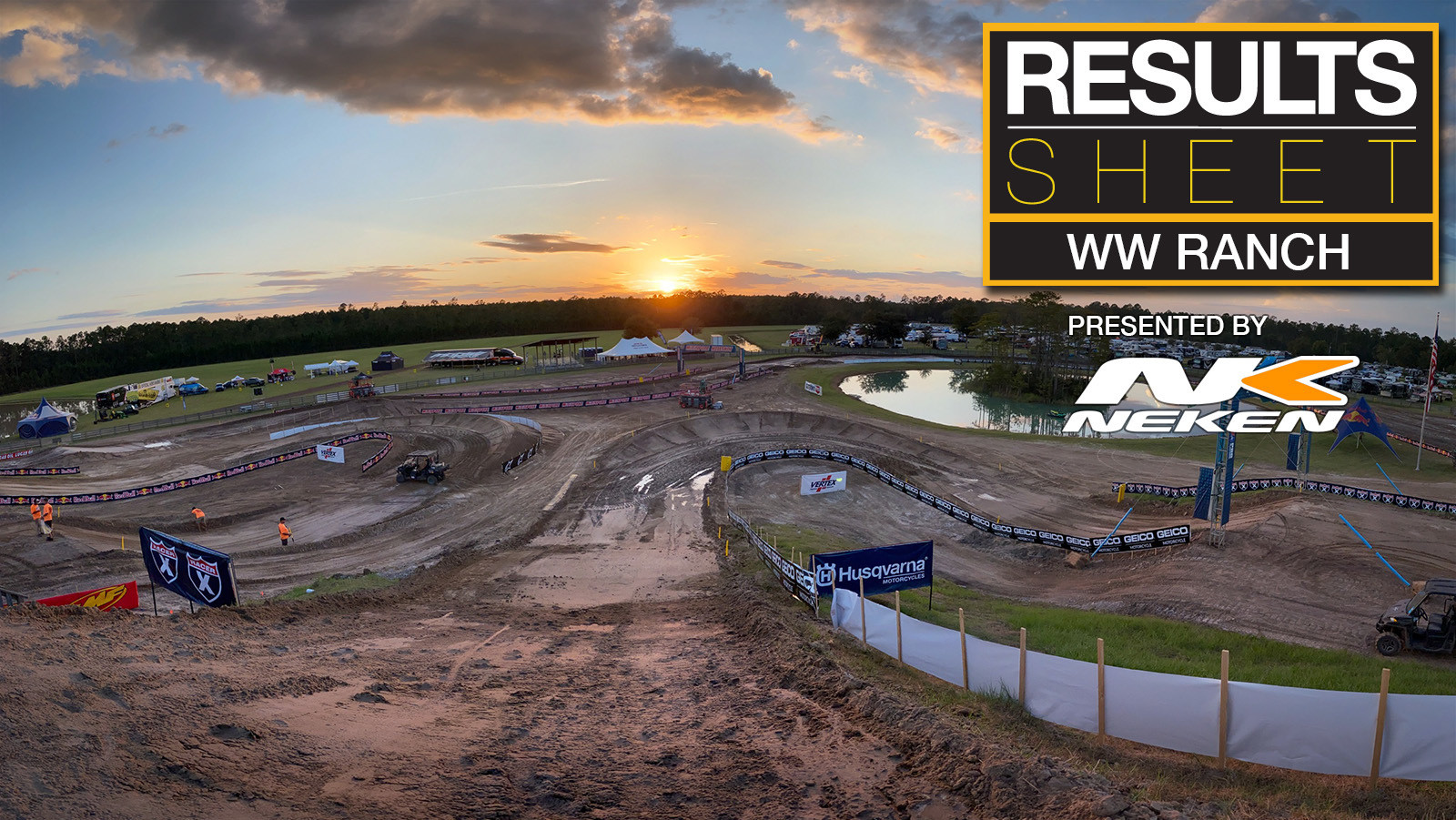 Results Sheet: 2020 WW Ranch National