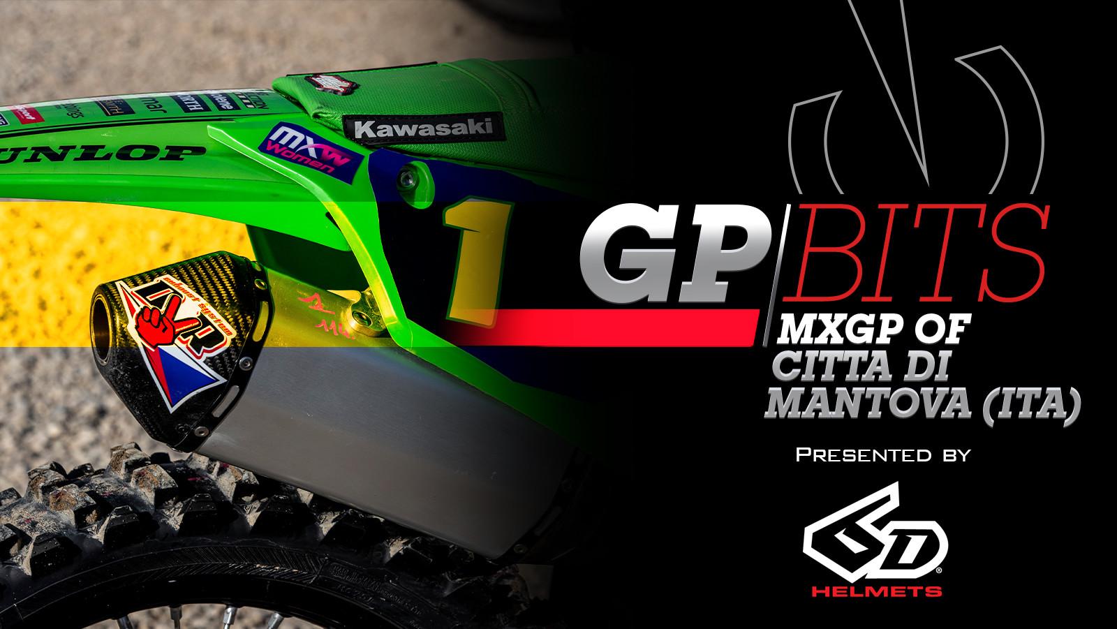 GP Bits: MXGP of Citta di Mantova | Round 10
