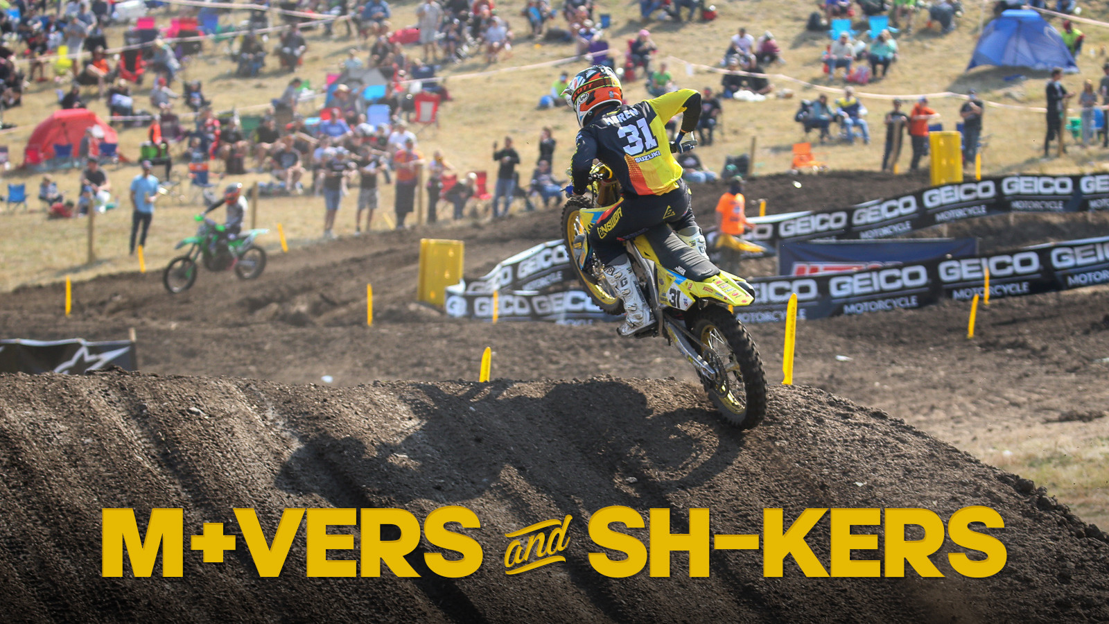 Movers & Shakers from Thunder Valley