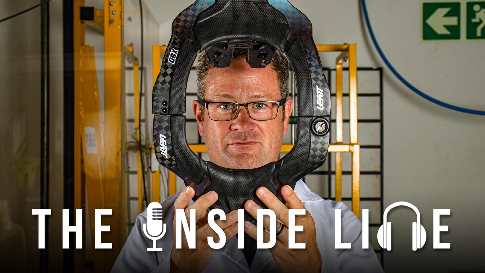 The Inside Line Podcast: Tech Edition   Neck Brace Technology with Chris Leatt