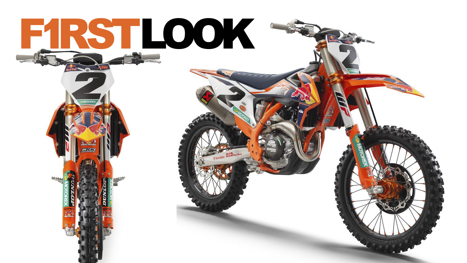First Look: 2021 KTM 450 SX-F Factory Edition