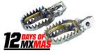 12 Days of MXmas: Scar Racing Titanium Gripper Footpegs