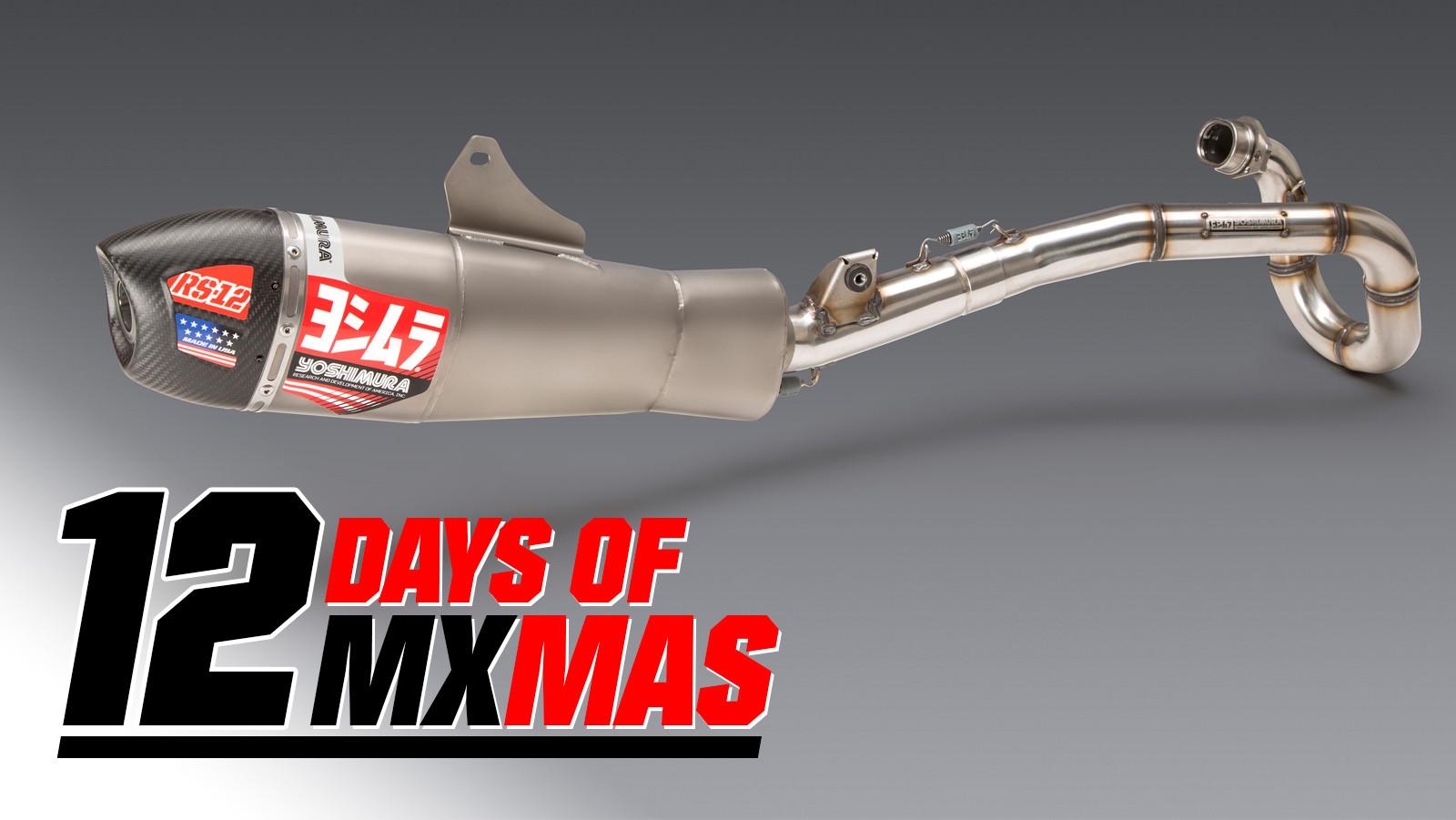 12 Days of MXmas: Yoshimura