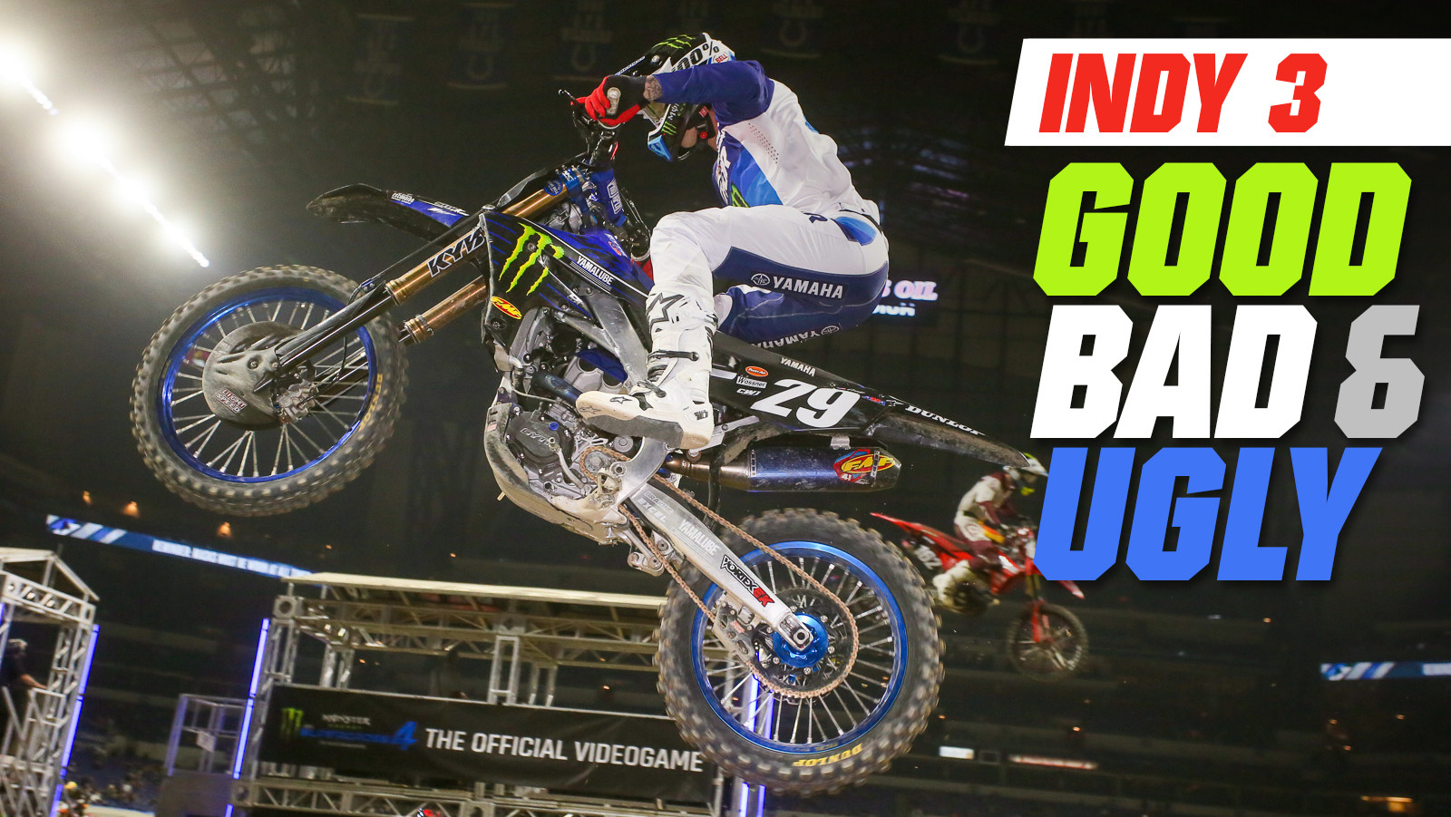 Good, Bad, 'n Ugly: Indianapolis 3