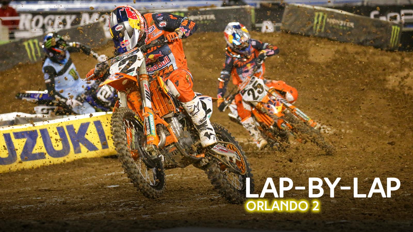 Lap-By-Lap: Orlando 2