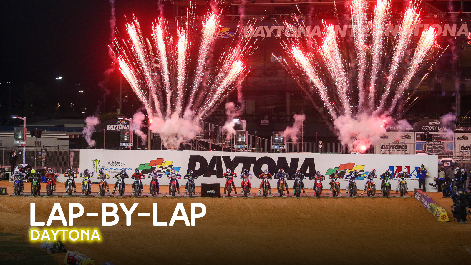 Lap-By-Lap: Daytona