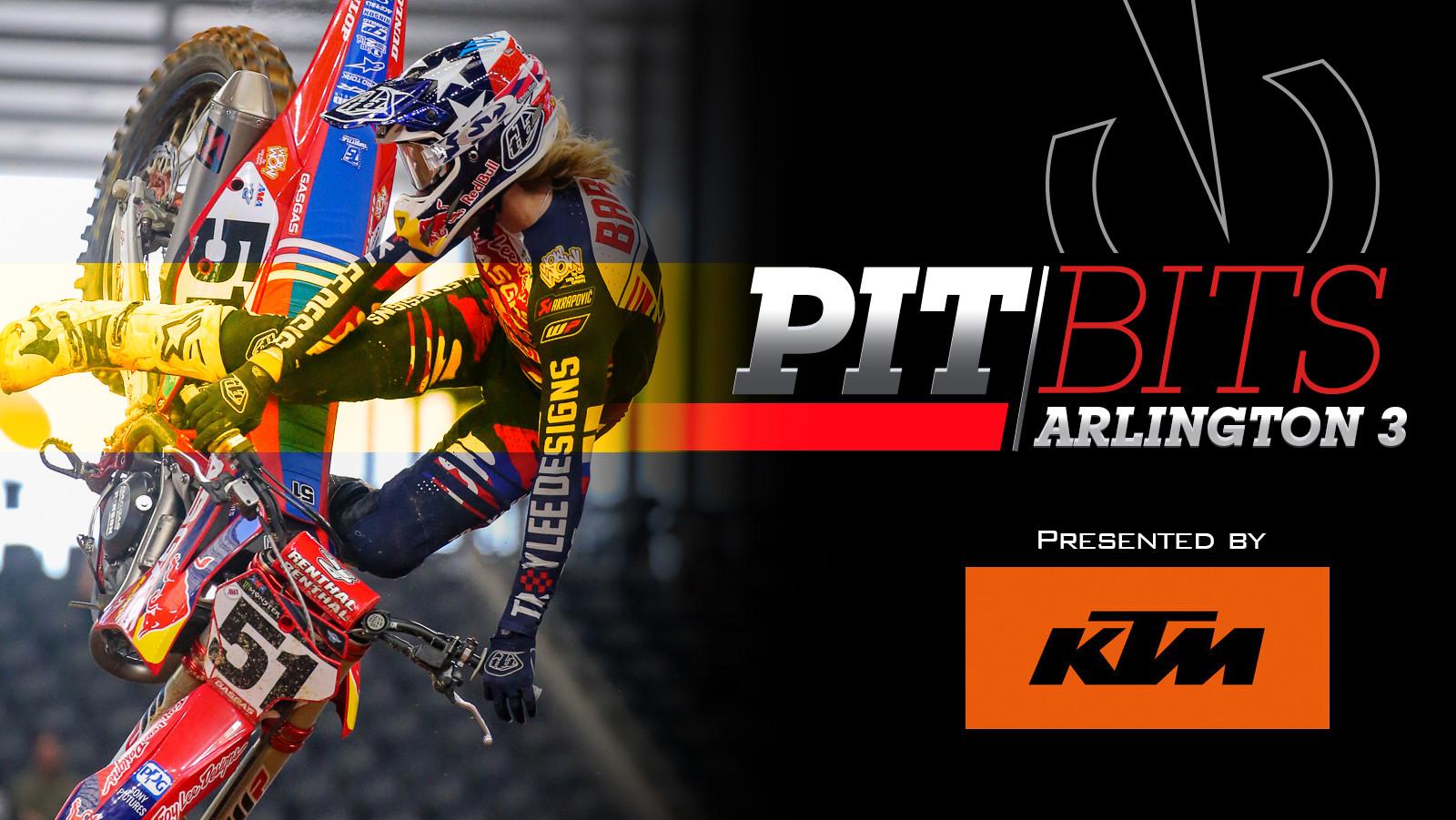 Vital MX Pit Bits: Arlington 3