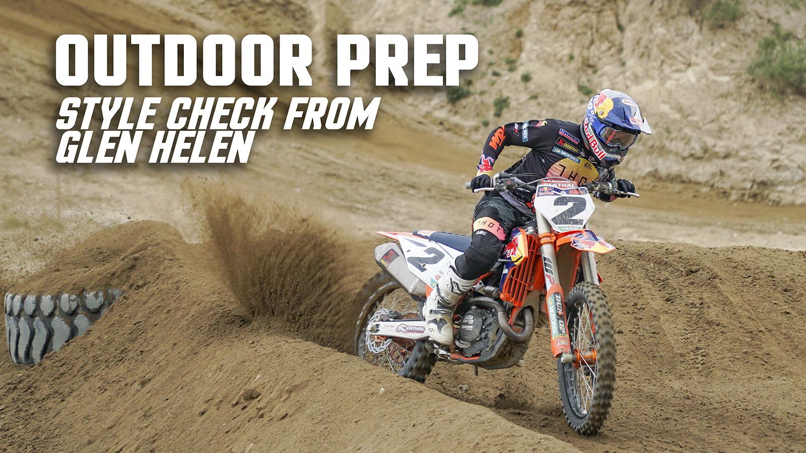 Outdoor Prep: Style Check From Glen Helen