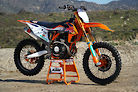 Project Build: 2021 KTM 450 SX-F Factory Edition