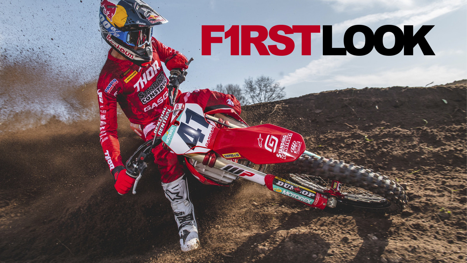 First Look: GASGAS Factory Racing MXGP and MX2 Teams