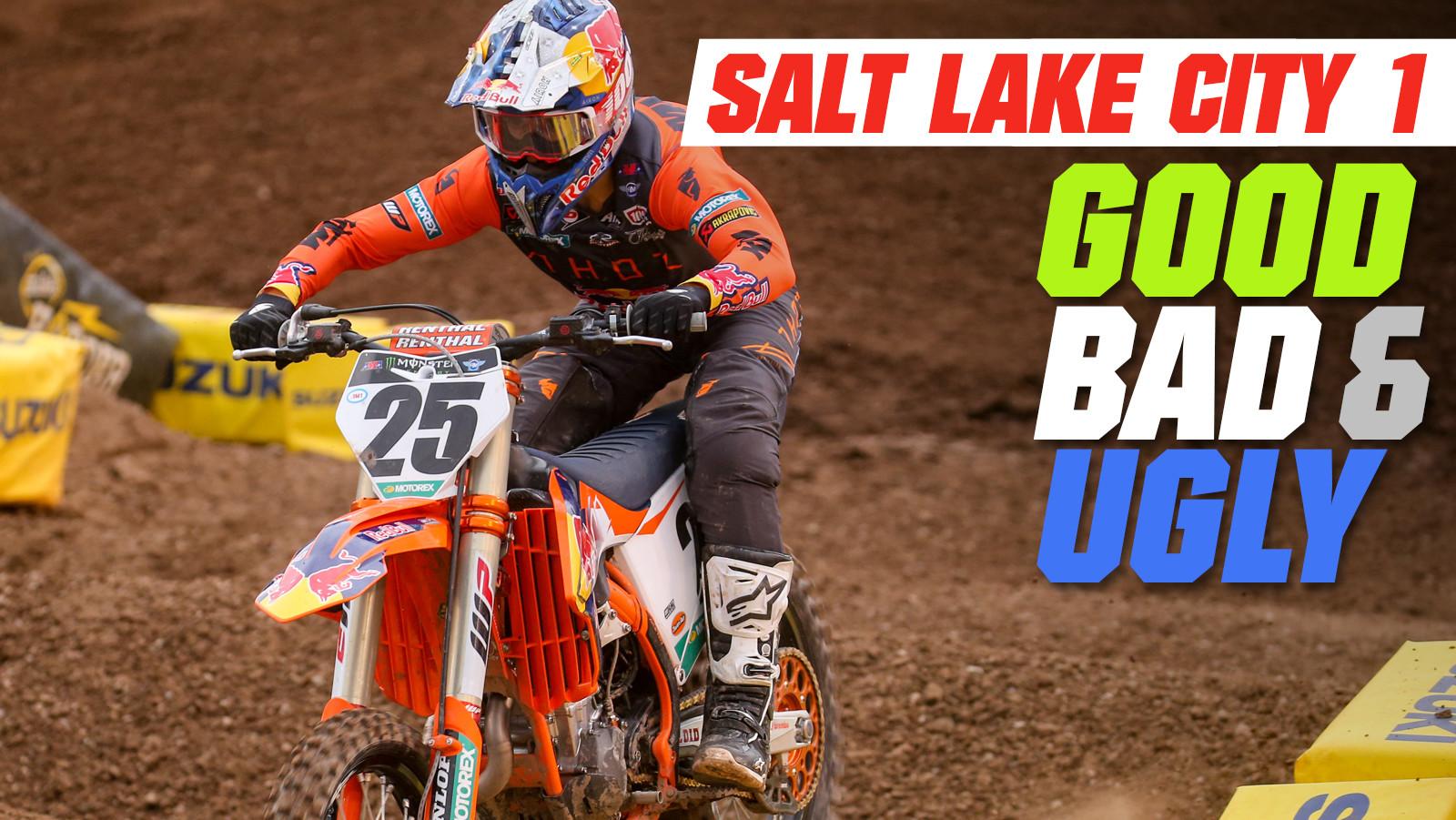 Good, Bad, 'n Ugly: Salt Lake City 1