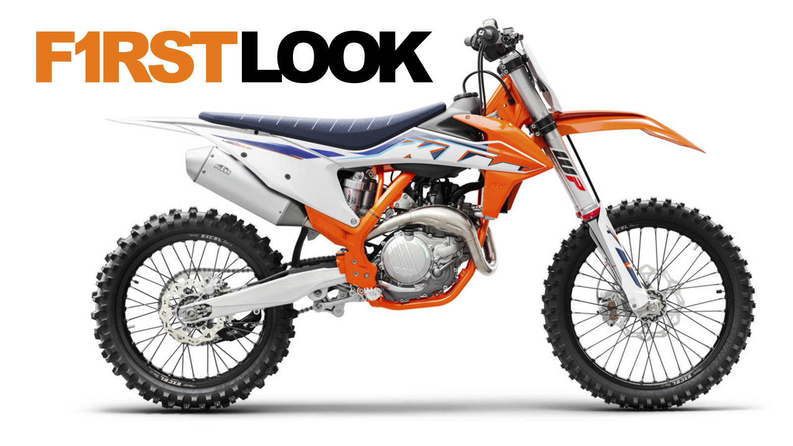 First Look: 2022 KTM Motocross and XC Models