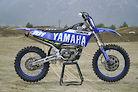 Race Shop Build: 2021 Yamaha YZ450F