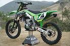 Race Shop Build: 2021 Kawasaki KX450 | N-Style Edition