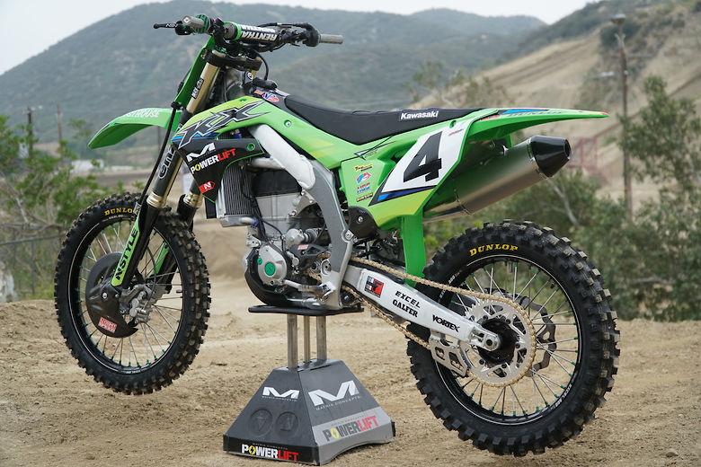 Race Shop Build: 2021 Kawasaki KX450   N-Style Edition