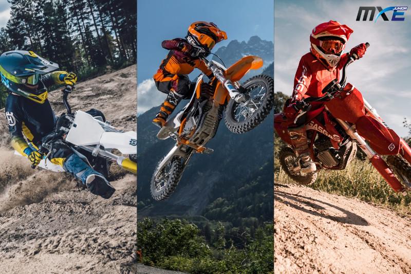 New FIM Europe Junior e-Motocross Series Announced