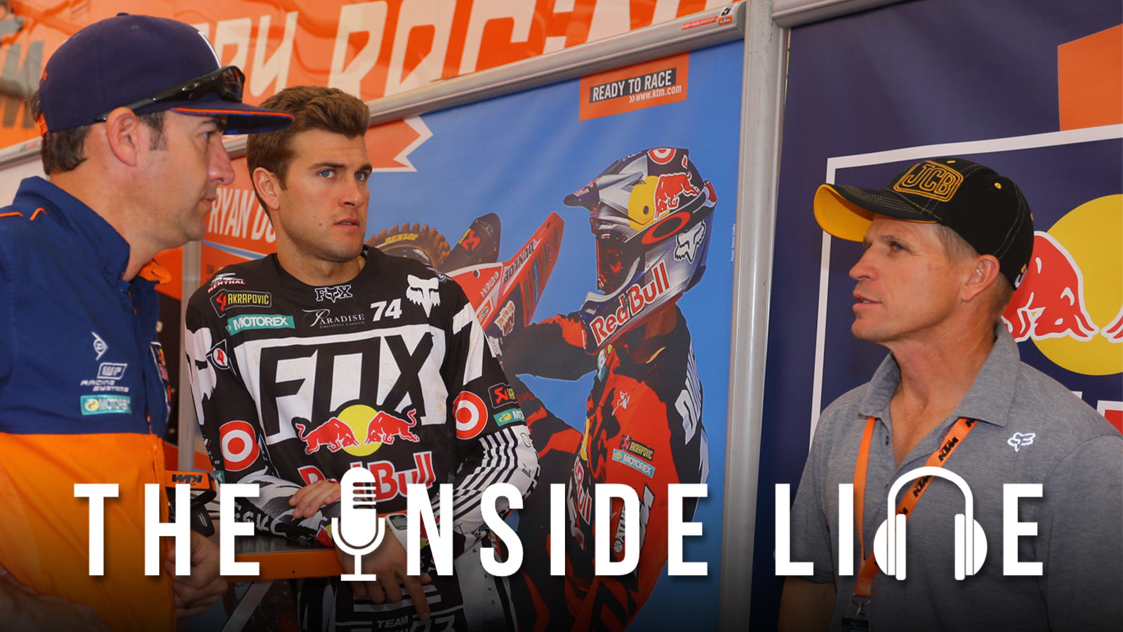 The Inside Line Podcast   The Mental Side Of Moto with Aldon Baker