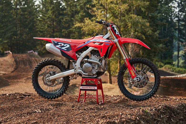 Bike Test: 2022 Honda CRF250R Review