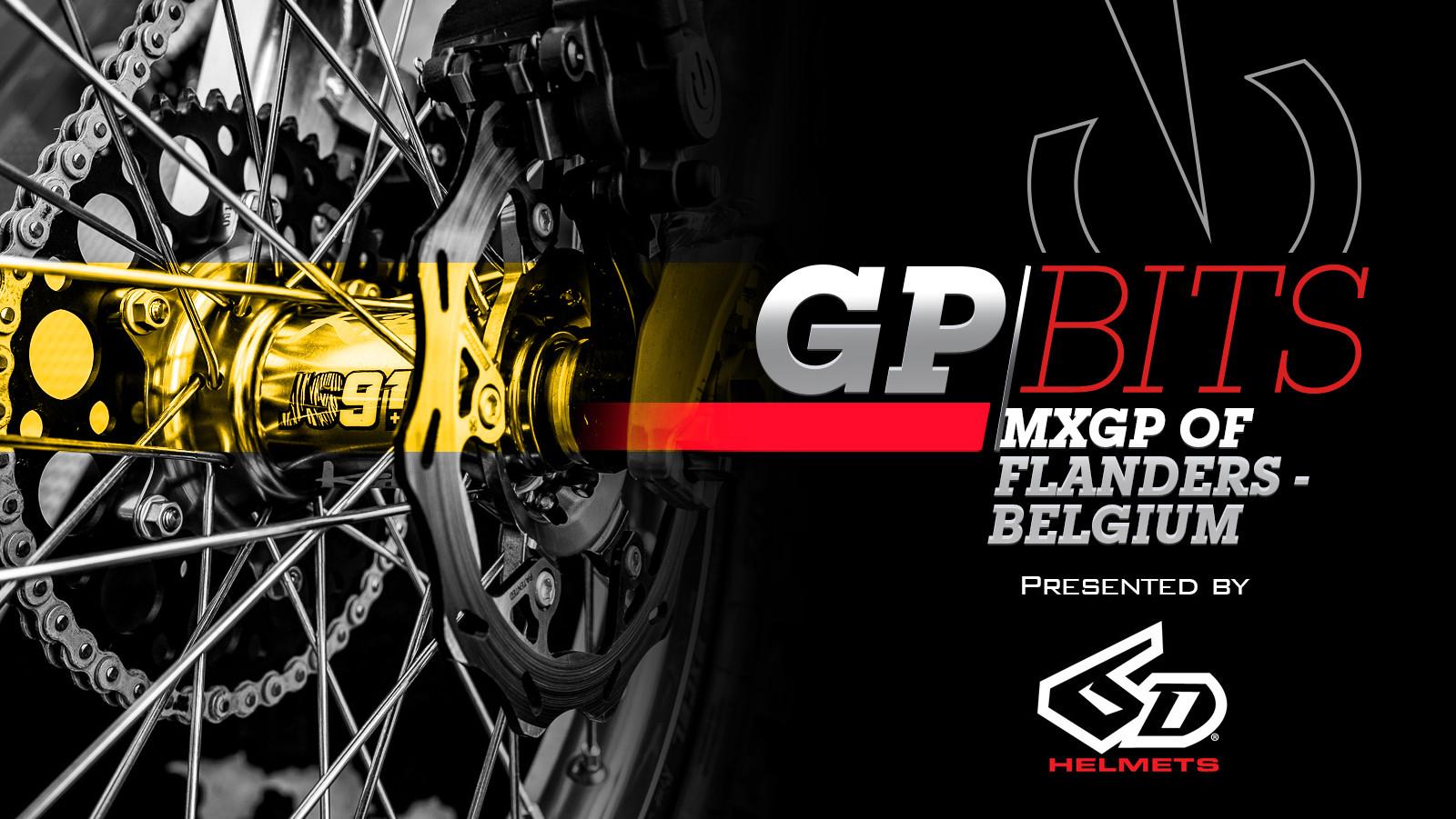 GP Bits: MXGP of Flanders - Belgium