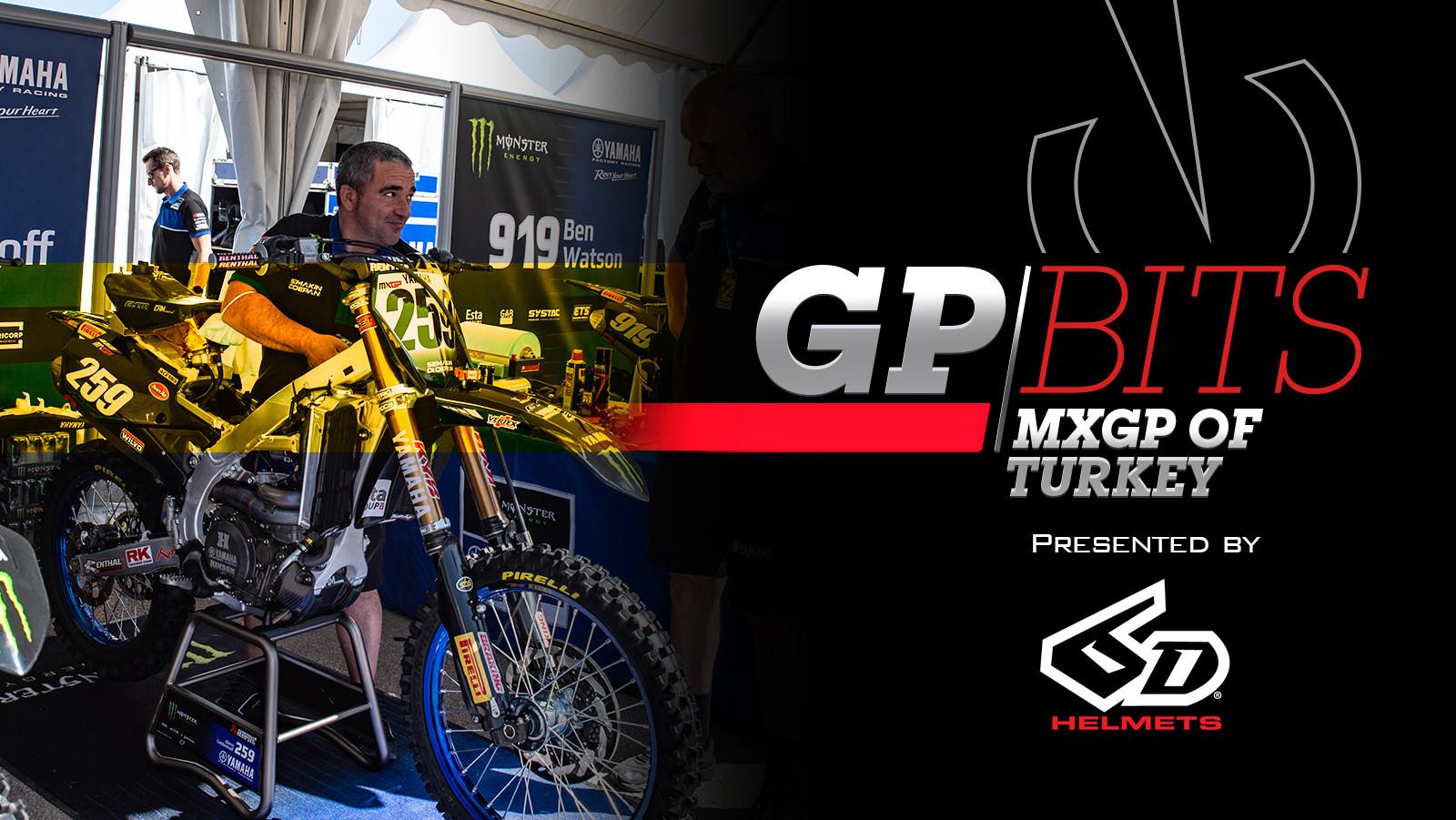 GP Bits: MXGP of Turkey | Round 8