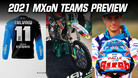 2021 Motocross Of Nations   Teams, Numbers, and Prep