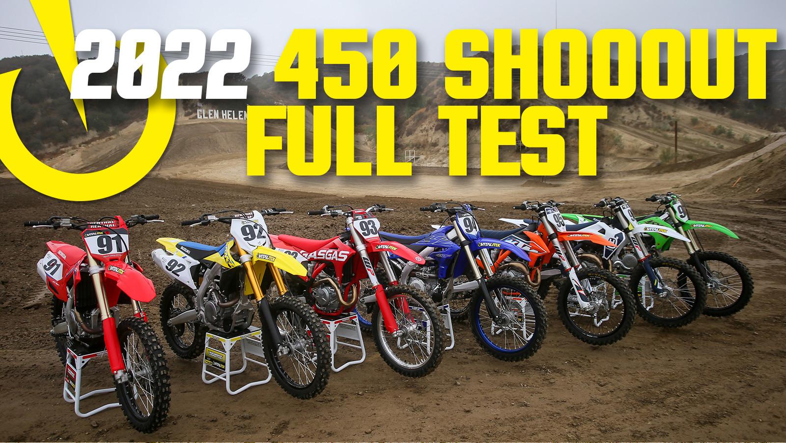 2022 Vital MX 450 Shootout