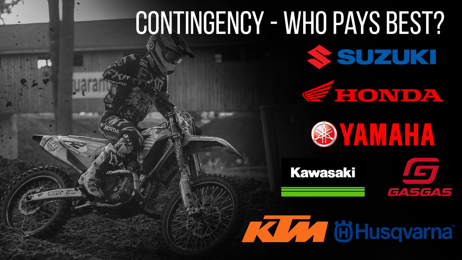 Contingency - Which Pro Made the Most? Who Pays Best?