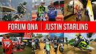 Vital MX Forum QNA: Justin Starling