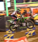 Indianapolis SX Bench Racing - Night Show