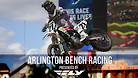 Arlington Supercross - Timed Qualifying Bench Racing