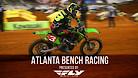 Atlanta Supercross - Timed Qualifying Bench Racing