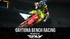 Daytona Supercross - Timed Qualifying Bench Racing