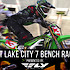 Salt Lake City 7 Supercross - Day Program Bench Racing