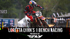 Loretta Lynn's 1 National - Main Races Bench Racing