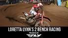 Loretta Lynn's 2 - Timed Qualifying Bench Racing