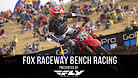 Fox Raceway - Main Races Bench Racing