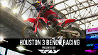 Houston 3 Supercross - Timed Qualifying Bench Racing