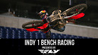 Indianapolis 1 Supercross - Timed Qualifying Bench Racing